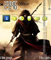 Uchiha Madara 03 es el tema de pantalla