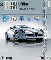 New Car theme screenshot