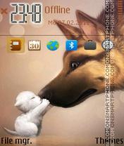 Truce cat and dog theme screenshot