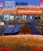 Place theme screenshot