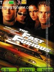 Fast And Furious 04 tema screenshot