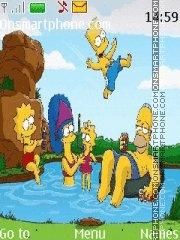 Capture d'écran Simpsons 09 thème