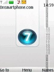 Windows 7 White theme screenshot