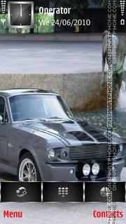 Shelbygt500 theme screenshot