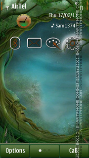 Mystical s^ 3 theme screenshot