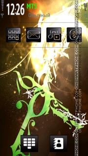 JE76 tema screenshot