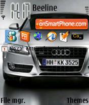 Скриншот темы AudiA5