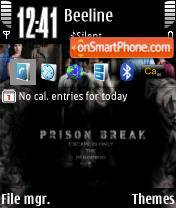 Prison Break 2007 theme screenshot