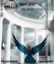 Скриншот темы Angels