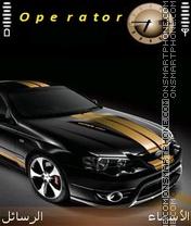 Black Ford Theme-Screenshot