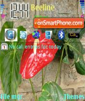 N73 Style 02 es el tema de pantalla