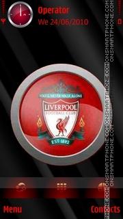 Liverpool FC theme screenshot