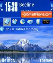 Lanshaft Theme-Screenshot