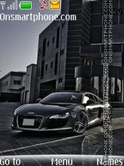 Скриншот темы Audi With Tone 01