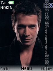 James Purefoy theme screenshot