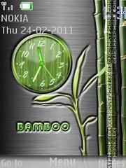 Скриншот темы Bamboo