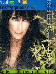 Cher theme screenshot