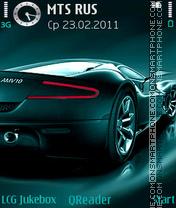 AMV10-Concept theme screenshot