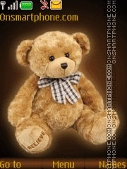Bears theme screenshot