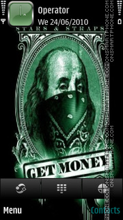 Get Money by di_stef theme screenshot