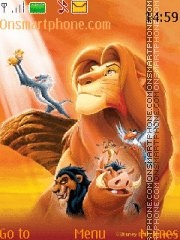 Lion King 11 es el tema de pantalla