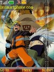 Naruto 2011 theme screenshot
