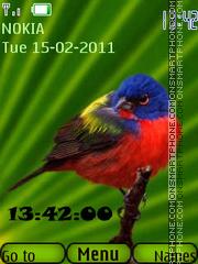 Birds 05 theme screenshot