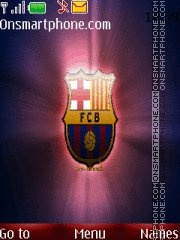 Fcb tema screenshot