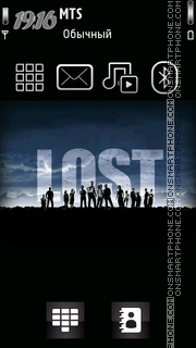 Lost 05 theme screenshot