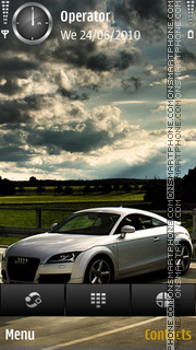 Audi tt by dimitar Theme-Screenshot