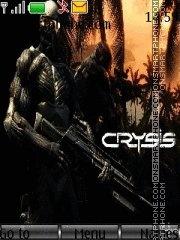 Crysis theme screenshot