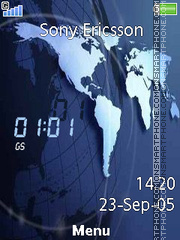 Global Final theme screenshot