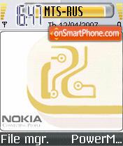 Series 90 theme screenshot