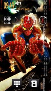 Spider-man 04 es el tema de pantalla