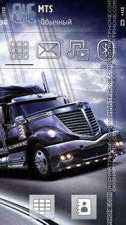 Truck Theme-Screenshot