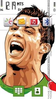 Ronaldo Sketch theme screenshot