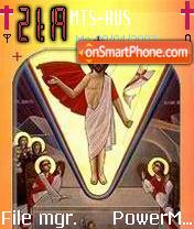 Happy Easter4 Coptic es el tema de pantalla