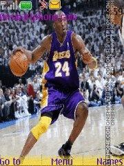 Lakers 03 theme screenshot