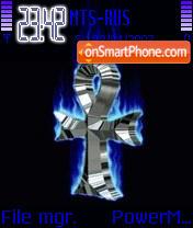 Cross Animated es el tema de pantalla