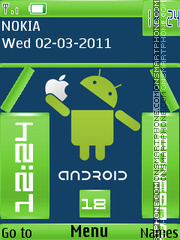 Android Ultimate theme screenshot