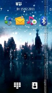 Starry Khoury Default theme screenshot