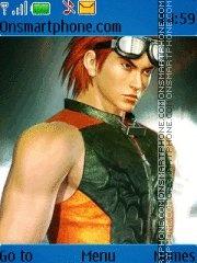 Tekken akb theme screenshot