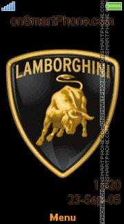 Lamborghini Gallardo 06 es el tema de pantalla