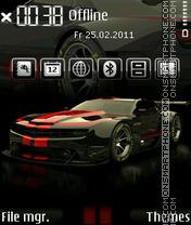 Camaro New Black Theme-Screenshot