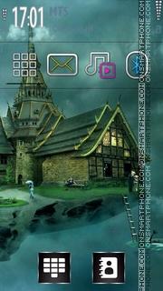 Work 3d theme screenshot