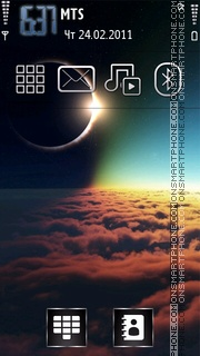 Eclipse 10 tema screenshot