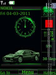 Avto(AR) theme screenshot