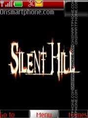 Silent Hill theme screenshot