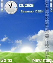 A gift theme screenshot