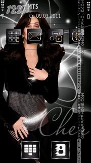 Cher-2 tema screenshot